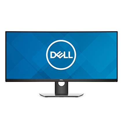 DELL P3418HW 34 inch Front view