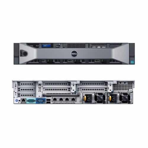 DELL Power Edge Rack 730 (2.5inch Chassis with up to 8 Hard Drives)