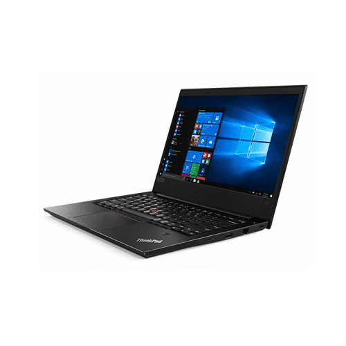 LENOVO-THIKPAD-EDGE-E480-20KN001YAD Black Side View